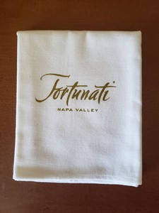 Fortunati Wine Towel